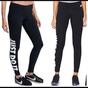 Nike Just Do It Leg-A-See Leggings